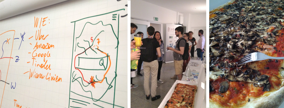 Design Challenge and Lunch